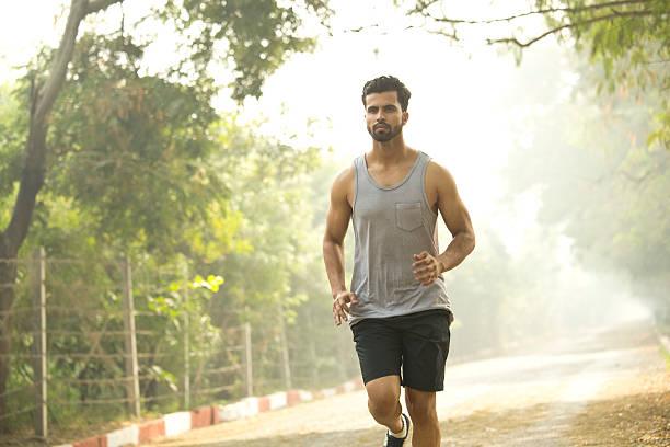 Image result for indians jogging in park for fitness