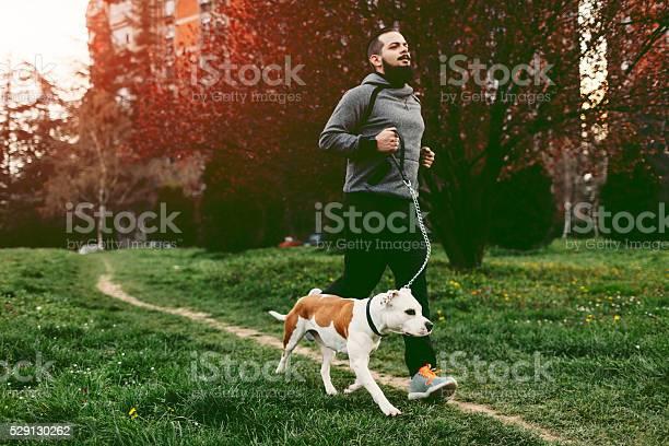 Man jogging with his dog picture id529130262?b=1&k=6&m=529130262&s=612x612&h=6kryhduuqcz2x2v ae0hysirwd8oh52o9rr5jfuwjqe=
