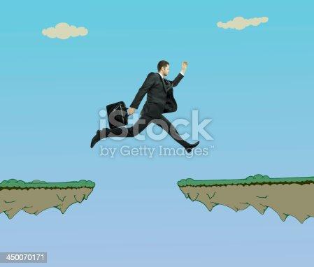 istock man jumping 450070171