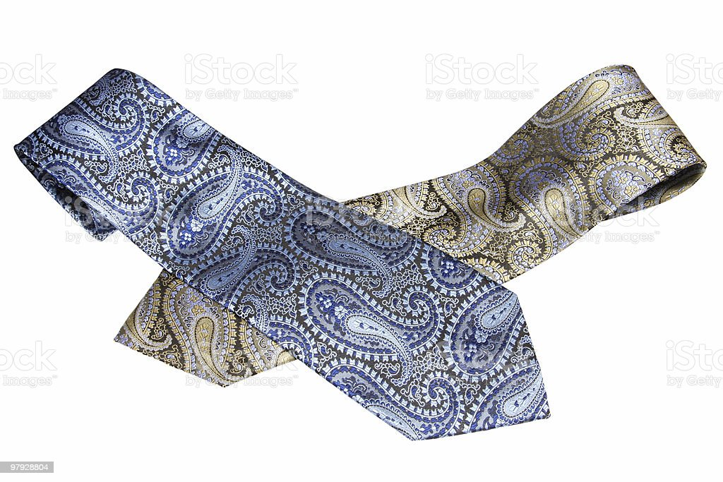 Man necktie royalty-free stock photo