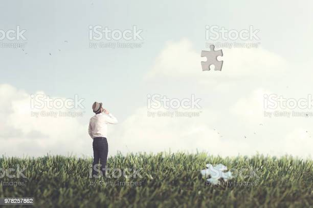Man observing piece of sky falled in the grass surrreal concept picture id978257862?b=1&k=6&m=978257862&s=612x612&h=gr0iu lwciegptc3t2 x hn4maivh  4agdegyeyvtq=