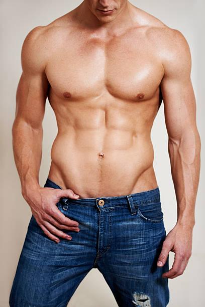 人の筋肉 - 肩 ストックフォトと画像