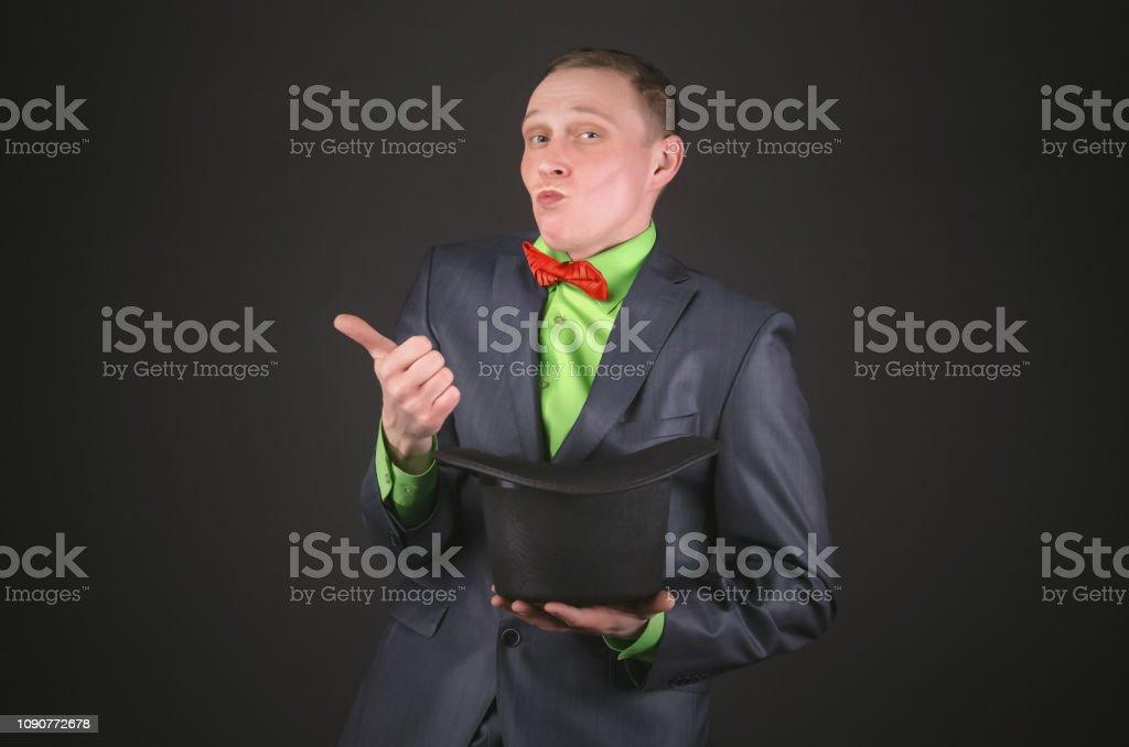 Man. stock photo