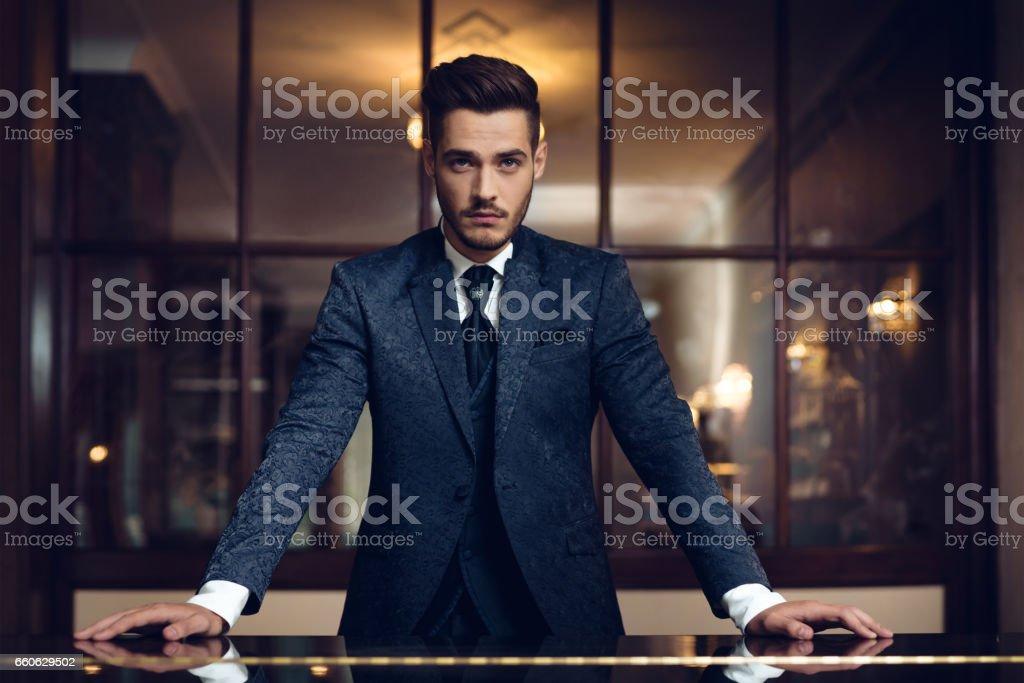 男性 - 1人のロイヤリティフリーストックフォト