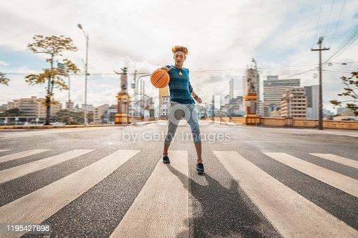 Basketball - Sport, Recife, Day, Summer, Cityscape