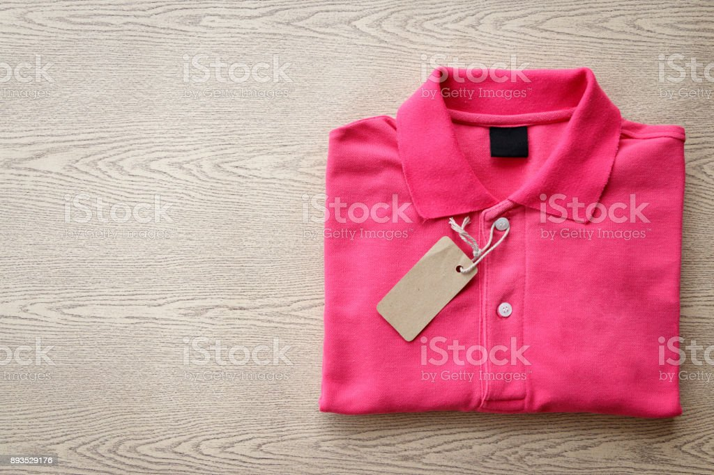 Mann-Polo-shirt – Foto