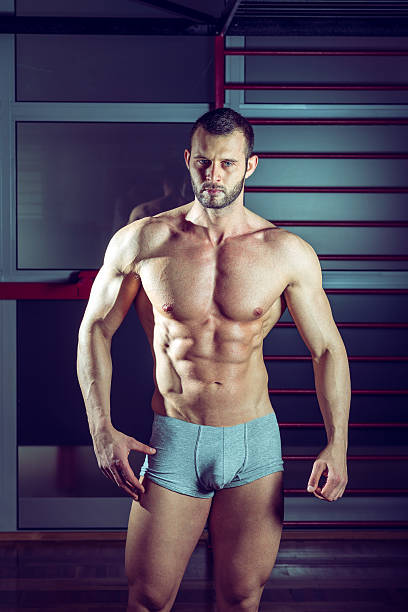 Best Tall Naked Men Stock Photos, Pictures  Royalty-Free -7021
