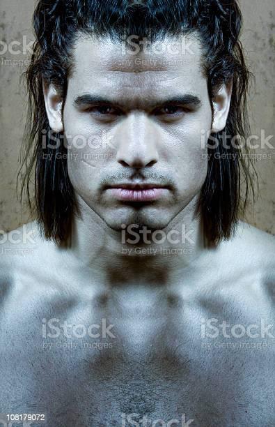 Man Posing Stock Photo - Download Image Now