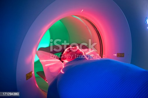 istock Man Receiving a Medical Scan 171294380