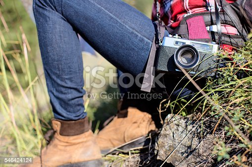 istock Man resting on the ground 546424124
