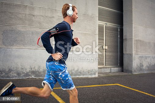 istock Man running 519049951