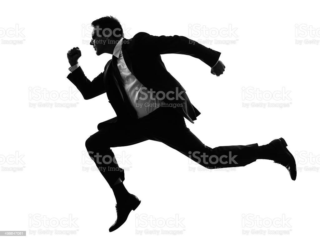 running homme secret service - Photo