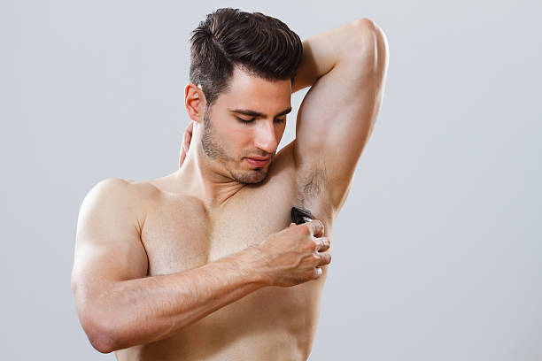 29 Man Shaving Armpit Hair Stock Photos, Pictures & Royalty-Free Images -  iStock