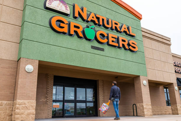 Man shopper by entrance with sign at natural grocers grocery store in picture id1212801528?b=1&k=6&m=1212801528&s=612x612&w=0&h=ppbwcpb3qoc jk7rrb0sp5l18uf3y5flwr 9u88jtos=