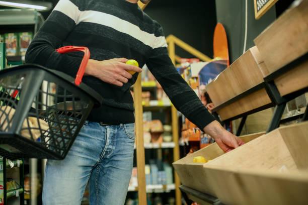 Man shopping – Foto