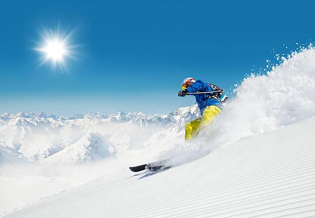 Man skier running downhill picture id486963476?b=1&k=6&m=486963476&s=612x612&w=0&h=xxmkertjc90bmevpfnpf4fokpzgwfq8gv0htqqvamga=