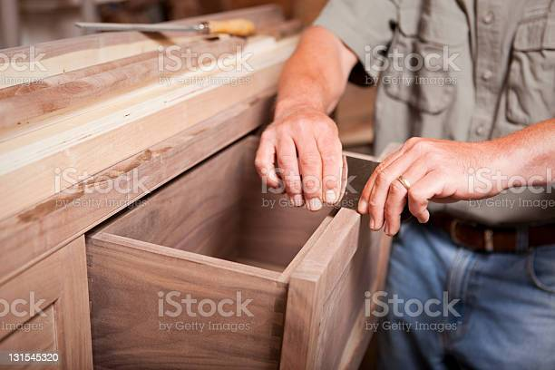 Man smoothing wood cabinet with scraper picture id131545320?b=1&k=6&m=131545320&s=612x612&h=zuzxv05gbrahqd3 d8mejmfzjj 625b dw2gkbgloxi=