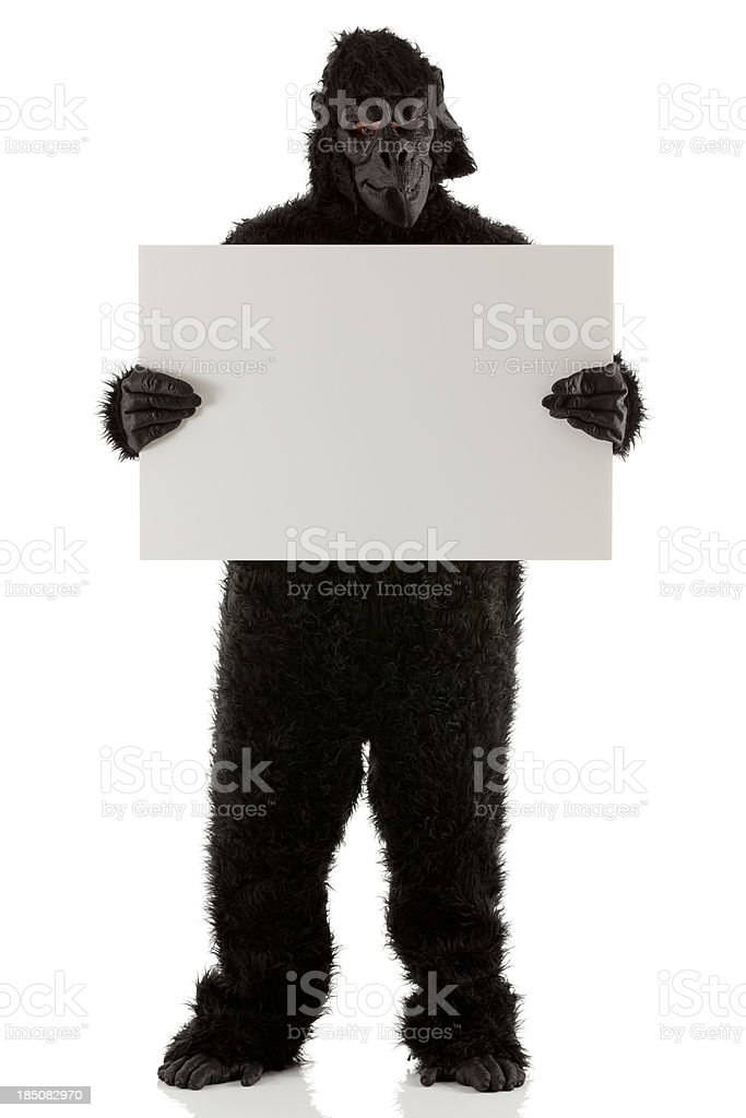 Lover In Gorilla Costume Is Christian Clay 1