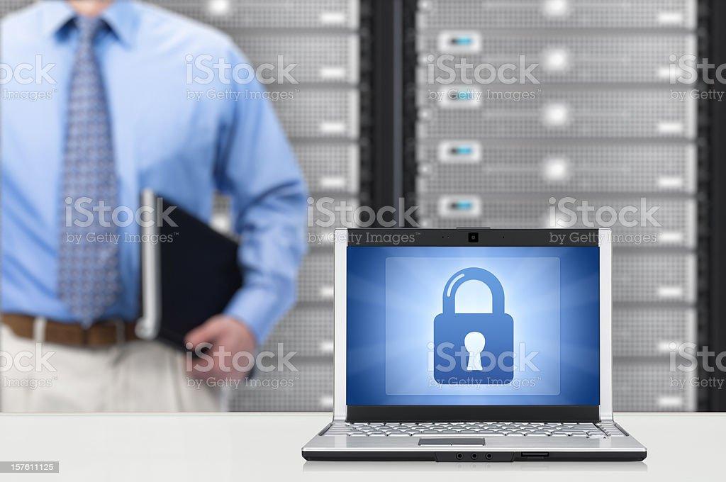 Network Security-Konzept – Foto