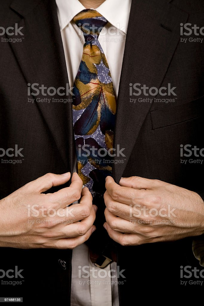 man suit royalty-free stock photo