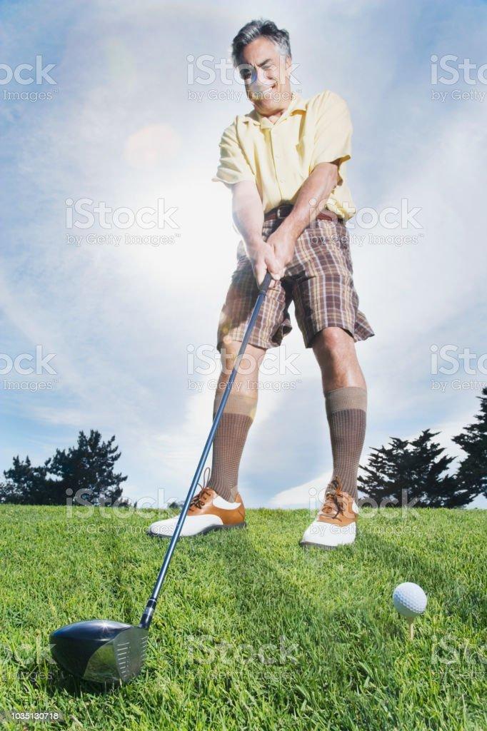 Swinging the golf club too fast — photo 10