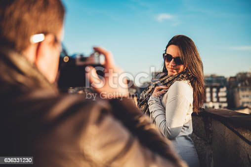 636330566istockphoto Man taking picture with camera 636331230