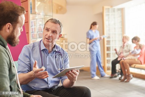 istock man to man healthcare 516185934
