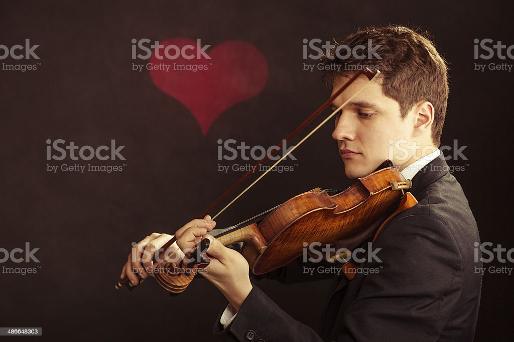 dating a violinist