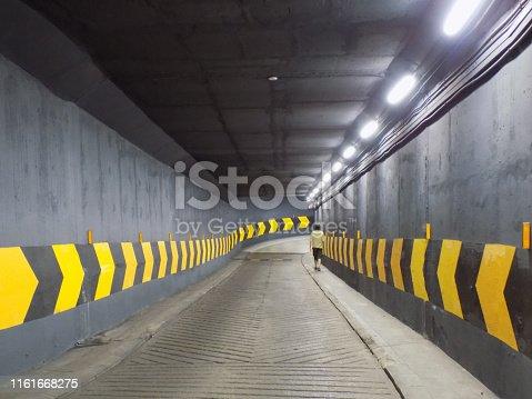 Underground Public Garage