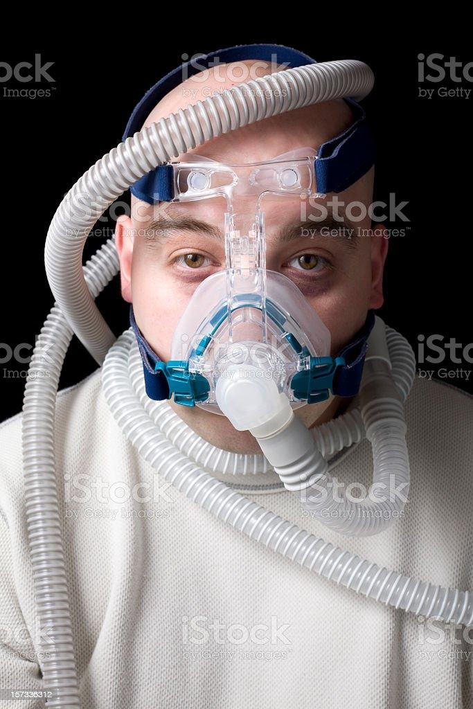 Apnoe Frustration CPAP – Foto