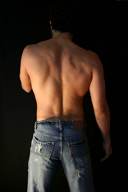 Man Wearing Jeans Man wearing jeans hot sexy butts stock pictures, royalty-free photos & images