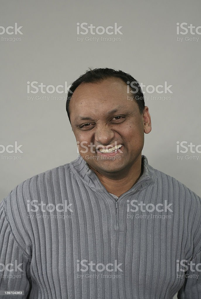 man with confidence stock photo