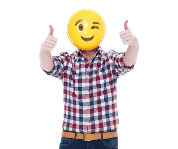 Best Thumbs Up Emoji Stock Photos, Pictures & Royalty-Free