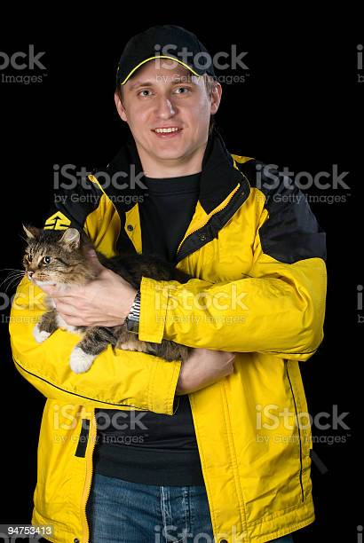 Man with his beloved cat picture id94753413?b=1&k=6&m=94753413&s=612x612&h=uw6gtccs9jwonuy0odomlseiylv6mkfkh9yb70xjntc=