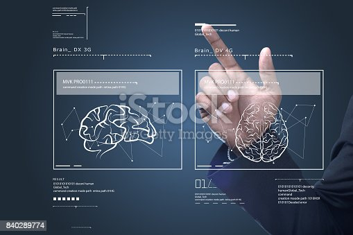 istock Man with medical concept 840289774