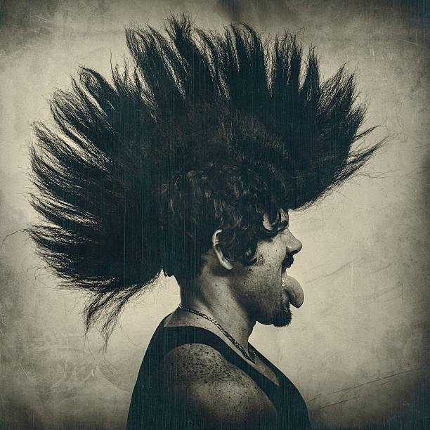 картинки прически ирокез апачи опубликовал фото, котором