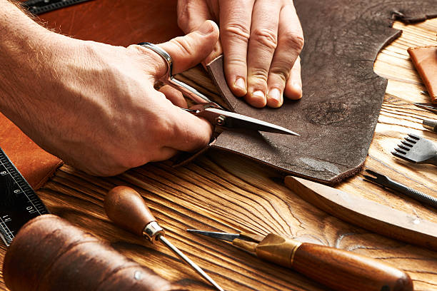 Man working with leather picture id582273084?b=1&k=6&m=582273084&s=612x612&w=0&h=ziy5ilc4fg0jod7p zyfcxzunl5p4hkvebpc1jjystu=