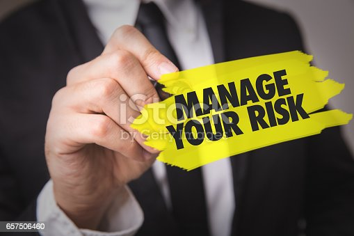 istock Manage Your Risk 657506460