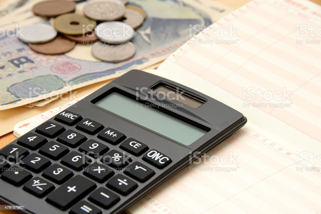 Management for household budget stock photo