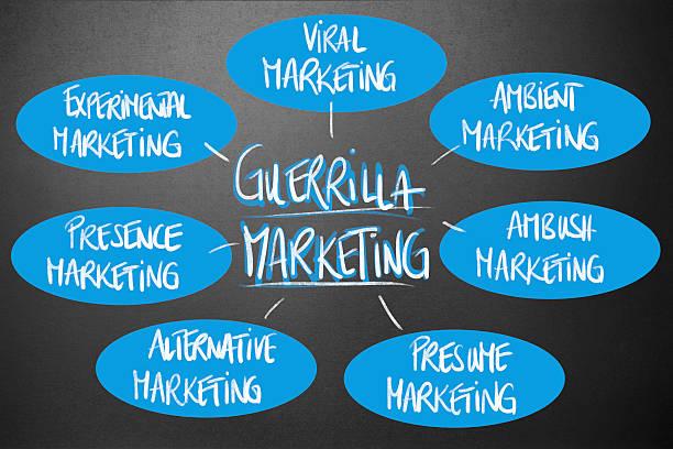 Management - Guerrilla Marketing Management - Guerrilla Marketing ambush stock pictures, royalty-free photos & images
