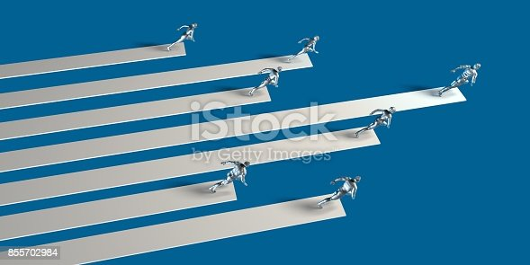 istock Management Strategy 855702984
