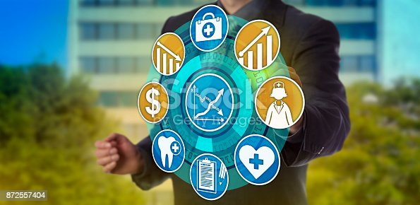 istock Manager Planning For Higher Quality Health Care 872557404
