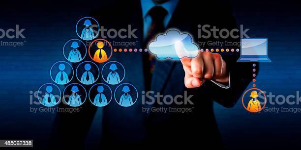 Manager pluggingin a remote freelancer via cloud picture id485062338?b=1&k=6&m=485062338&s=612x612&h=9bivcmqby9goekh9ks3gbgsfdiz7uyw8nju9hactpqc=