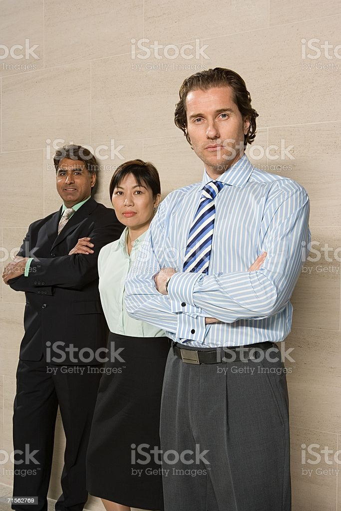 Managers royalty-free stock photo