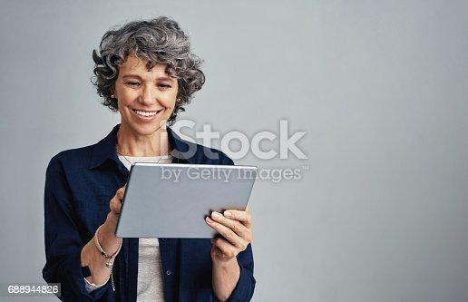 istock Managing daily life the smart way 688944826