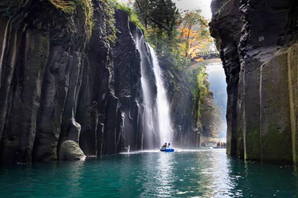 Manai fällt - Schrein Japans, Takachiho Schlucht – Foto