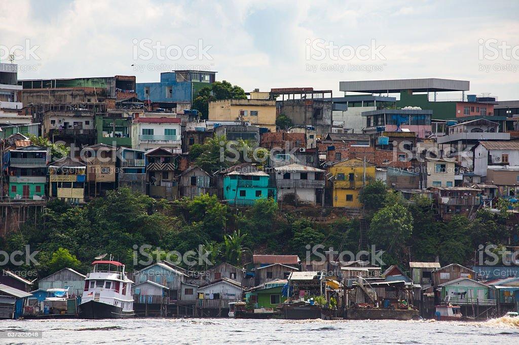 Manaus, Amazonas State, Brazil stock photo