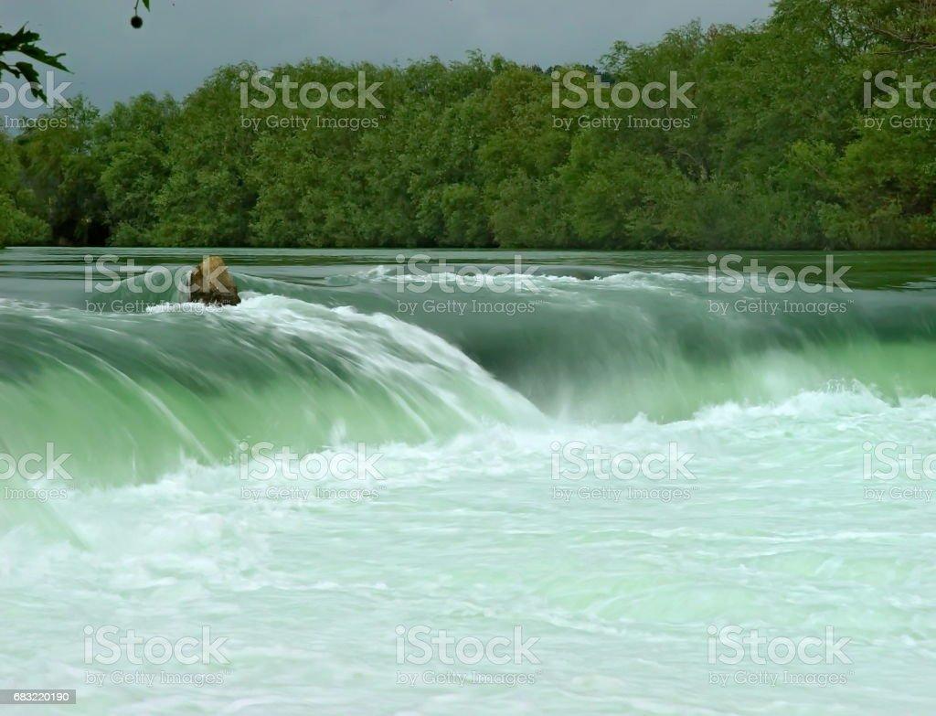 Manavgat waterfall ロイヤリティフリーストックフォト