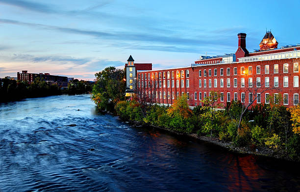 manchester, new hampshire - new hampshire stockfoto's en -beelden