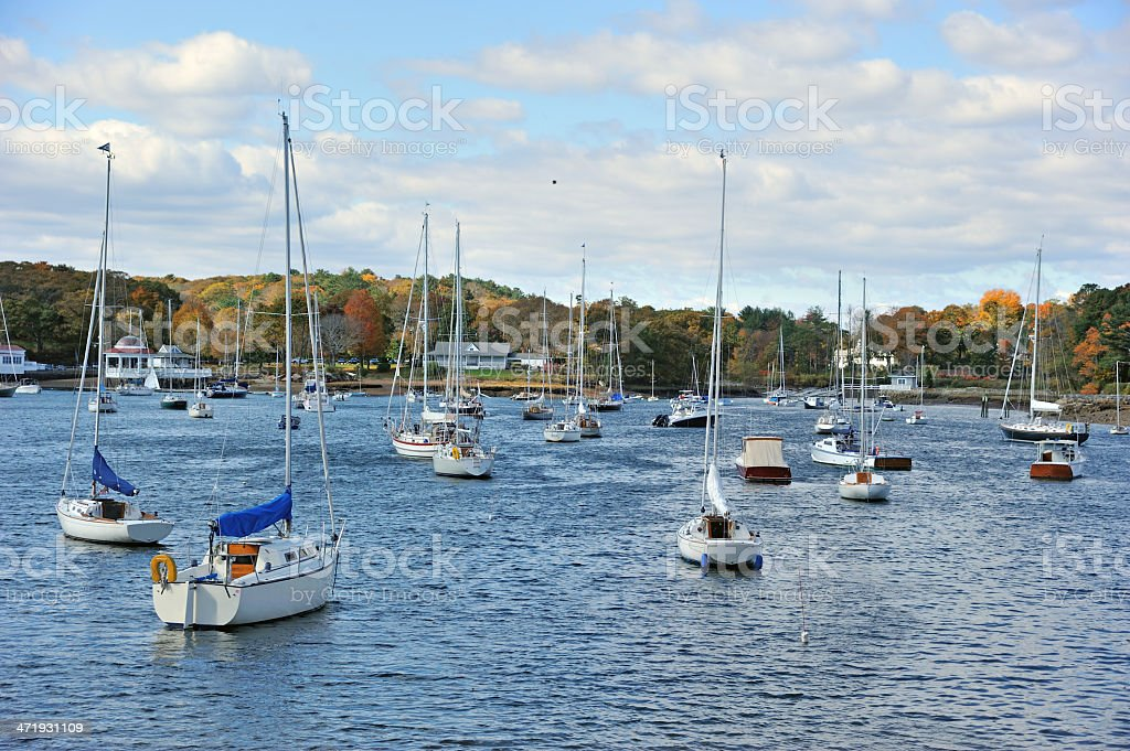 Manchester-by-the-Sea stock photo